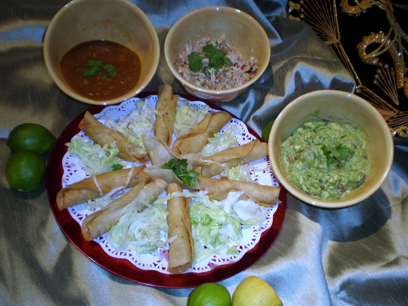 Mexican Flautas